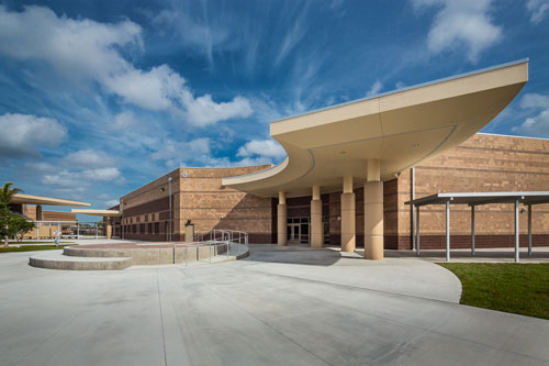 Booker High School Campus
